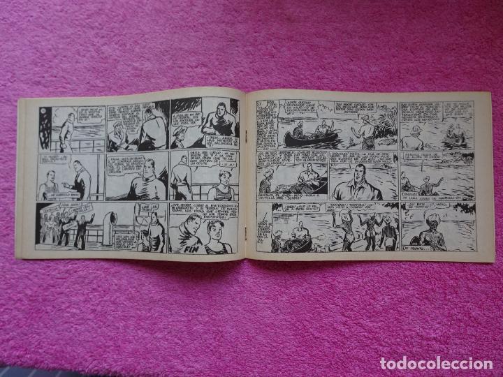 Tebeos: juan centella 10 el crucero de los millonarios ediciones IBERCOMIC-MAM 1989 el monstruo de java - Foto 4 - 287748963