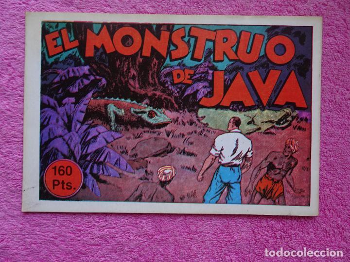 Tebeos: juan centella 10 el crucero de los millonarios ediciones IBERCOMIC-MAM 1989 el monstruo de java - Foto 6 - 287748963