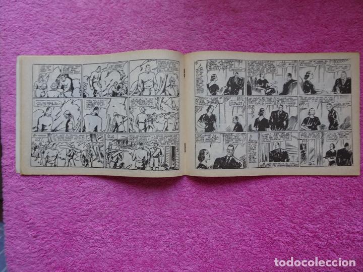 Tebeos: juan centella 11 los buscadores de marfil ediciones IBERCOMIC-MAM 1989 el infierno de hielo - Foto 3 - 287750293