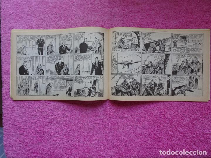 Tebeos: juan centella 11 los buscadores de marfil ediciones IBERCOMIC-MAM 1989 el infierno de hielo - Foto 4 - 287750293