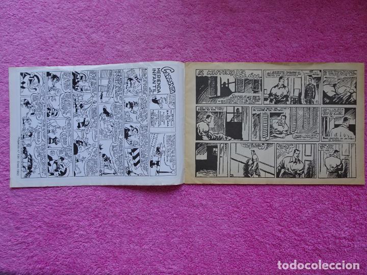 Tebeos: juan centella 22 el misterio de colón ediciones IBERCOMIC-MAM 1989 el gran premio del automóvil - Foto 2 - 287751088