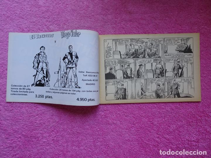Tebeos: juan centella 9 el centauro amarillo ediciones IBERCOMIC-MAM 1989 el bosque en llamas - Foto 2 - 287751873