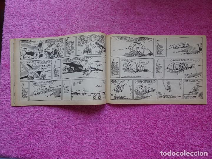 Tebeos: juan centella 21 el hipódromo hechizado ediciones IBERCOMIC-MAM 1989 la fábrica subterránea - Foto 4 - 287752608