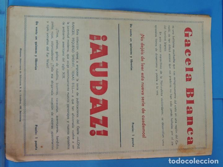 Tebeos: AVENTURA DEL HOMBRE ENMASCARADO .Nº6. DOBLE ARDID - Foto 6 - 288380738