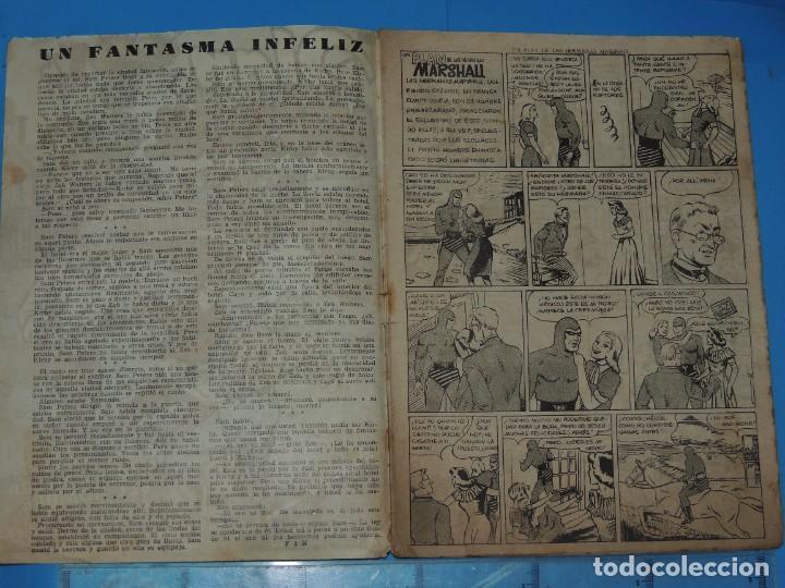 Tebeos: AVENTURA DEL HOMBRE ENMASCARADO .Nº7. PLAN DE LAS HERMANAS MARSHALL - Foto 3 - 288386913