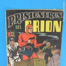 Tebeos: AVENTURA DEL HOMBRE ENMASCARADO .Nº22. PRISIONEROS DEL ORION. Lote 288552973