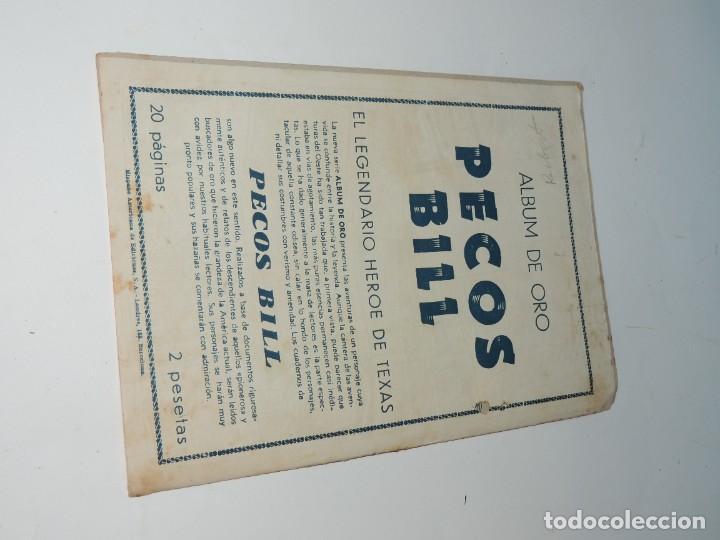 Tebeos: AVENTURA DEL HOMBRE ENMASCARADO .Nº 32. CONTRA LOS AGENTES DE KALÍ - Foto 6 - 288558393