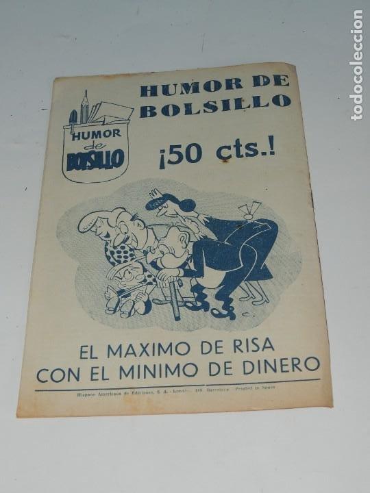 Tebeos: AVENTURA DEL HOMBRE ENMASCARADO .Nº 27. EL MALVADO PRINCIPE KOFUR - Foto 6 - 288562048