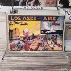 Tebeos: LOS ASES DEL AIRE, ÁLBUMES PREFERIDOS DE LA JUVENTUD, 1942. Lote 288900348