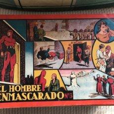 Tebeos: HOMBRE ENMASCARADO ALBUM ROJO 3. Lote 289658133