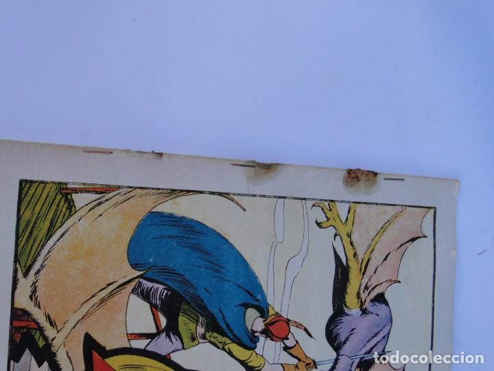 Tebeos: FLASH GORDON (1942, HISPANO AMERICANA) Nº 8 : EL REINO DE LA SELVA - Foto 3 - 289817618