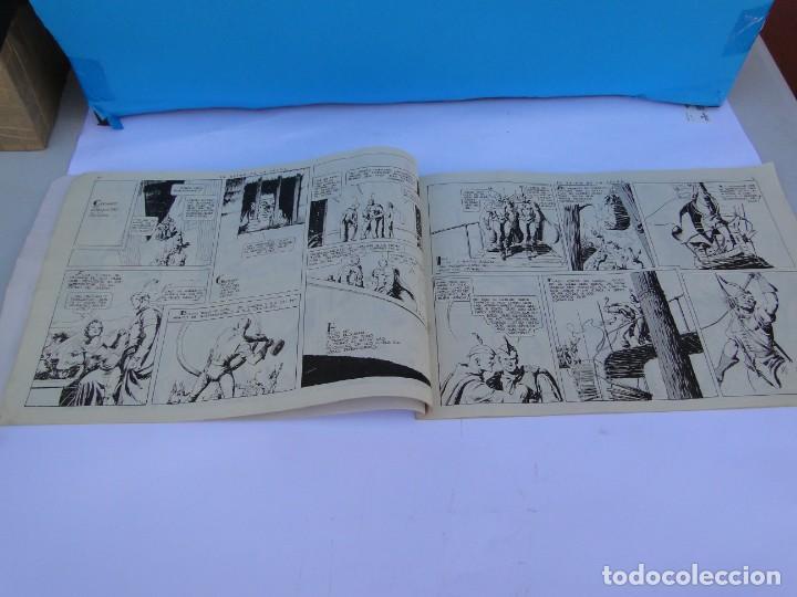 Tebeos: FLASH GORDON (1942, HISPANO AMERICANA) Nº 8 : EL REINO DE LA SELVA - Foto 5 - 289817618