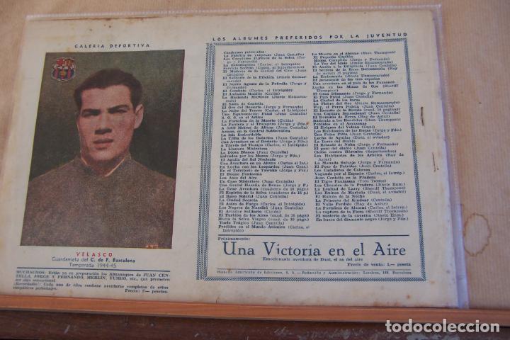 Tebeos: hispano americana,- pancho y dimbí nº 1 ha desaparecido el doctor allen - Foto 2 - 289854083