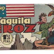 Tebeos: EL PEQUEÑO SHERIFF 197, 1952, HISPANO AMERICANA, ORIGINAL, MUY BUEN ESTADO. Lote 289920048
