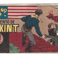 Tebeos: EL PEQUEÑO SHERIFF 198, 1951, HISPANO AMERICANA, ORIGINAL, MUY BUEN ESTADO. Lote 289920338