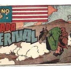 Tebeos: EL PEQUEÑO SHERIFF 199, 1952, HISPANO AMERICANA, ORIGINAL, MUY BUEN ESTADO. Lote 289920698