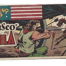 Tebeos: EL PEQUEÑO SHERIFF 201, 1952, HISPANO AMERICANA, ORIGINAL, MUY BUEN ESTADO. Lote 289921343