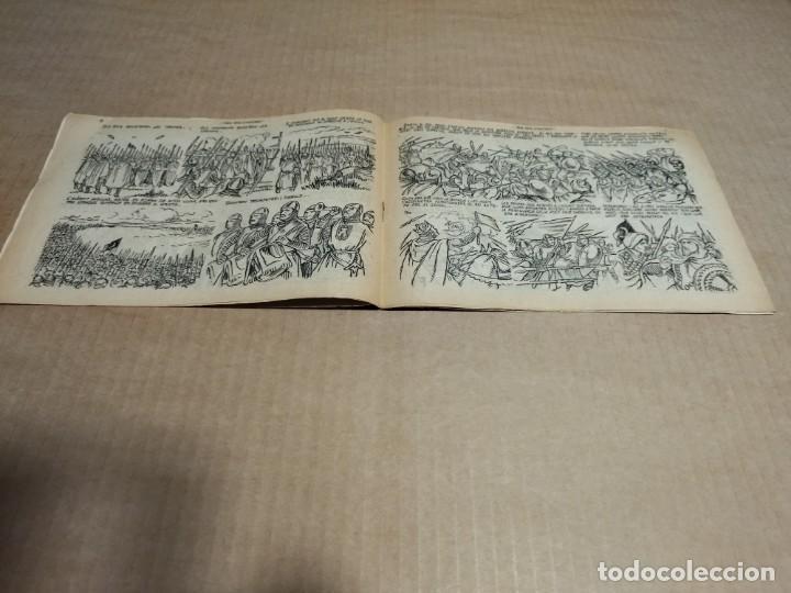 Tebeos: HISTORIA Y LEGENDA Nº 19 - ORIGINAL HISPANO AMERICANA EDICIONES - Foto 3 - 290028773