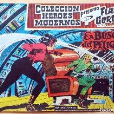 Tebeos: COLECCION HÉROES MODERNOS FLASH GORDON Y EL HOMBRE ENMASCARADO Nº 29: EN BUSCA DEL PELIGRO. Lote 291065288