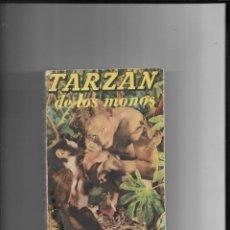 Tebeos: TARZÁN DE LOS MONOS. Nº 1. AÑO 1956 DE EDGAR RICE BURROUGHS EDITORIAL GUSTAVO GILI, S. A.. Lote 291397923