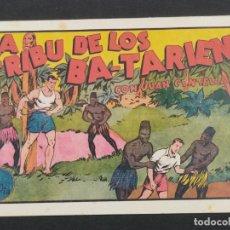 Giornalini: LA TRIBU DE LOS BA-TARIEN. JUAN CENTELLA (21,5X32). ORIGINAL 1940,S. Lote 292125643