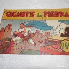 Tebeos: CICLON , EL GIGANTE DE PIEDRA, ORIGINAL, HISPANO AMERICANA, 60 CTS. Lote 293151638