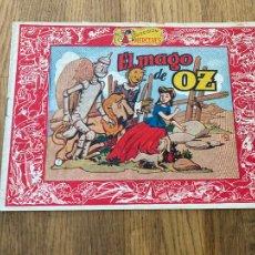Livros de Banda Desenhada: ¡¡LIQUIDACION!! PEDIDO MINIMO 5 EUROS - EL MAGO DE OZ / COLECCION MERCEDES - DIFICIL - GCH. Lote 293584508