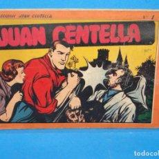 Tebeos: ALBUM AVENTURAS DE JUAN CENTELLA Nº1. Lote 294059153