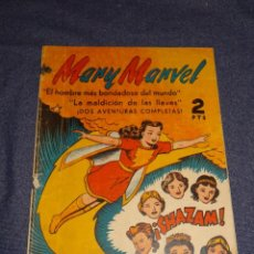 Giornalini: (M1) MARY MARVEL N.5 ORIGINAL, EDT HISPANO AMERICANA, TIENE EL LOMO CON ROTURAS. Lote 294384503