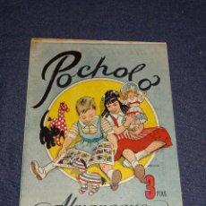 Tebeos: (M1) ALMANAQUE POCHOLO 1952 - HISPANO AMERICANA - BUEN ESTADO EN GENERAL. Lote 295023913