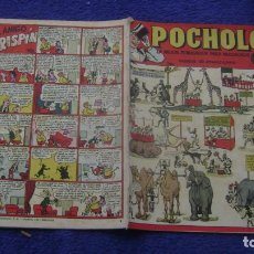 Tebeos: REVIUSTA POCHOLO POST GUERRA 1 HISPANO AMERICANA CJ 3 ANDREOTTI. Lote 295355958