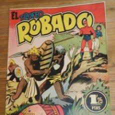 Tebeos: COMIC COLECCION EL HOMBRE ENMASCARADO Nº 16, TROFEO ROBADO. BUEN ESTADO.. Lote 295419318