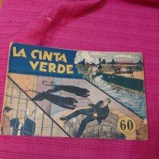 Tebeos: LA CASA VERDE. Lote 295839658
