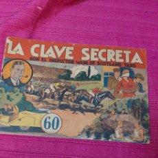 Tebeos: LA CLAVE SECRETA. Lote 295839823