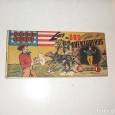 Tebeos: EL PEQUEÑO SHERIFF 18.(DE 270).HISPANOAMERICANA EDICIONES,AÑO 1948.ORIGINAL.. Lote 296577508