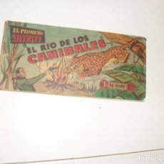 Tebeos: EL PEQUEÑO SHERIFF 6.(DE 270).HISPANOAMERICANA EDICIONES,AÑO 1948.ORIGINAL.. Lote 296577728