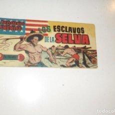 Tebeos: EL PEQUEÑO SHERIFF 7.(DE 270).HISPANOAMERICANA EDICIONES,AÑO 1948.ORIGINAL.. Lote 296577918