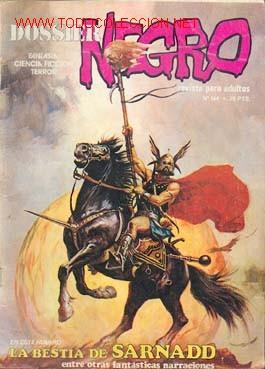 DOSSIER NEGRO Nº 144 (Tebeos y Comics - Ibero Mundial)