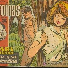 Tebeos: COLECCION HEROINAS, MARY NOTICIAS Nº204-MAX Y SU DEFENDIDA- EDITADO POR IBERO MUNDIAL DE EDITORES. Lote 3249371