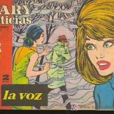 Tebeos: COLECCION HEROINAS, MARY NOTICIAS Nº135-LA VOZ- EDITADO POR IBERO MUNDIAL DE EDITORES. Lote 3249458