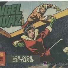 Tebeos: ANGEL AUDAZ Nº 4 IMPECABLE, EDI. IBERO MUNDIAL 1962, POR RIPOLL G.. Lote 24963951