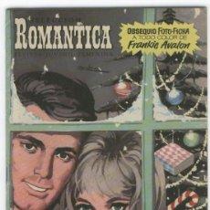 Tebeos: ROMANTICA EXTRA DE NAVIDAD 1961 IMPECABLE, DE LUJO. Lote 9673266
