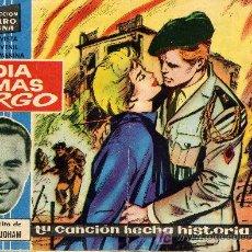 Tebeos: COLECCIÓN CLARO DE LUNA ( LETRA DE CANCIÓN DE PAUL ANKA) . Lote 6576525