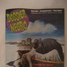 Tebeos: DOSSIER NEGRO - Nº 215. Lote 26485037