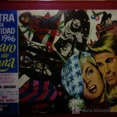 Tebeos: CLARO DE LUNA EXTRA DE NAVIDAD 1966. Lote 26080323