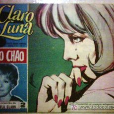Tebeos: CLARO DE LUNA - CHAO CHAO , GRAN CREACIÓN DE PETULA CLARK Nº 288. Lote 23497950