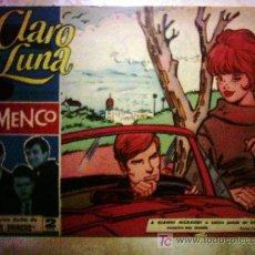 Tebeos: CLARO DE LUNA - FLAMENCO , UN GRAN ÉXITO DE LOS BRINCOS Nº 286. Lote 23497974