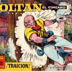 Tebeos: ZOLTAN EL CINGARO,Nº 10 . Lote 7461703