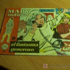 Tebeos: MARY NOTICIAS. COLECCION HEROINAS Nº 102. Lote 7945847