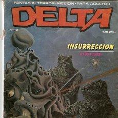 Tebeos: DELTA - Nº 49. Lote 9128565